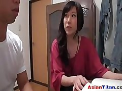 Asian Housewife There A Chubby..