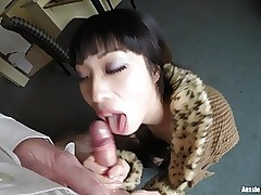 Amy Ling Blowjob Tend..