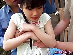 Versatile facialized asian..