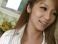 Japanese demoralized girl...