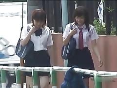 Japanese Panties-Down Sharking..