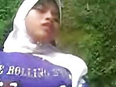 indonesia jilbab -mahasiswi..