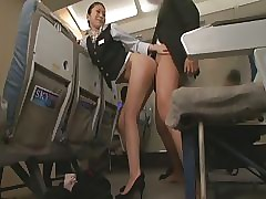 Handjob Airline SP - Carnal knowledge..