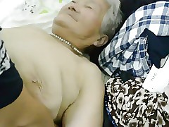 80yr venerable Japanese Granny..