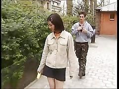 Korean partisan fucks western..