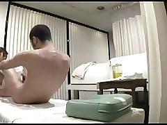 Hot Japanese Suborn Palpate..