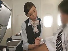 Handjob Airline SP - Coition..