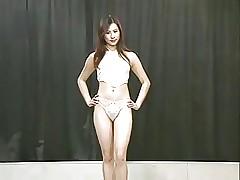 Asian Underwear Catwalk Printing