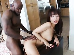 Comely scalding asian spoil..