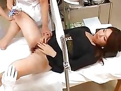 Tricked hard by gynecologist 5