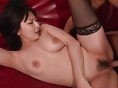 Megumi Haruka moans firm by..