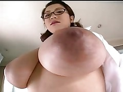 Anna Ohura Big-busted Asian