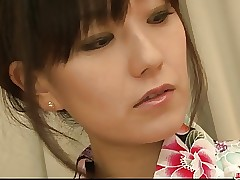 Cute Asian Cougar Manami..
