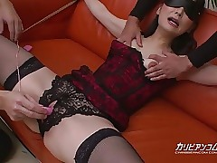 constrained Milf Squirts less