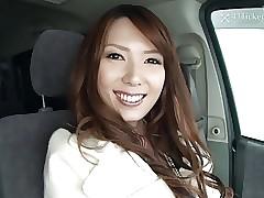 Yui Hatano Deepthroats Load of..