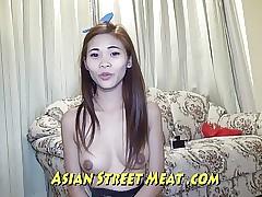 Condensed Asian Girlette..