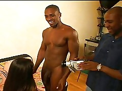 Nyomi Marcela Interracial