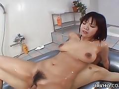 Mika Kurokawa blowjob plus..