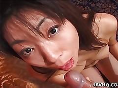 Biko Koike hot blowjob..