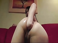 Adorable Anal Fisting