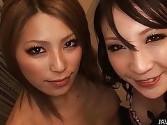 Sakura Kiryu together with..