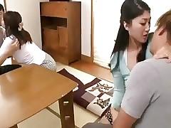 Japanese Moms appreciate in any..
