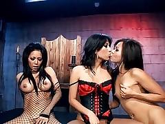 Nyomi, Teanna, Sabrine - BDSM..