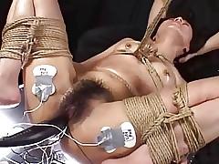 Japanese BDSM Jollification Up..