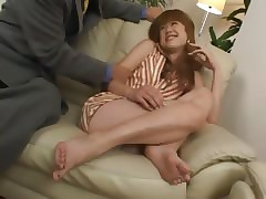 Immobile mongolian stunner anal..
